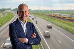 Harald Ernst nieuwe CEO Mobility Mixx